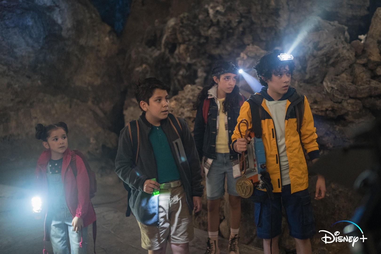 Viagem-ao-Centro-da-Terra-Disney-Plus-4 Viagem ao Centro da Terra: Nova Série Latino-Americana em Breve no Disney+