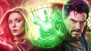 Wanda e Doutor Estranho