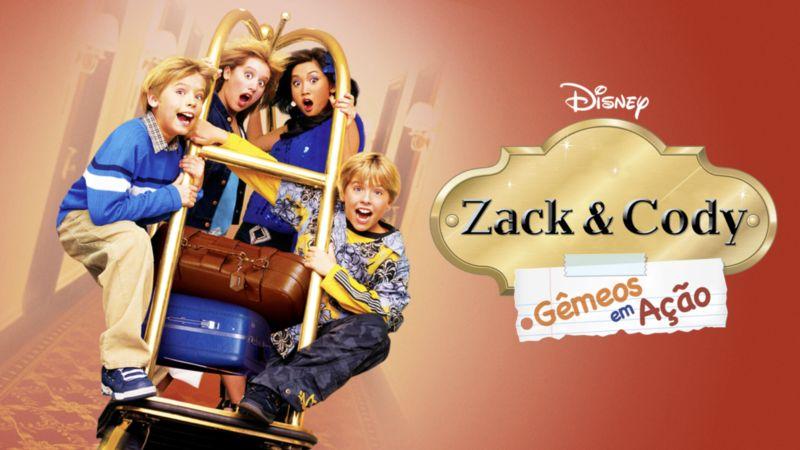 Zack-eCody-Gemeos-em-Acao Conheça em detalhes os Lançamentos da 1ª Semana de Junho no Disney+