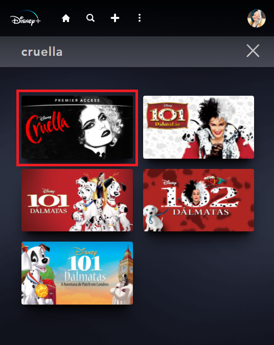image-57 Como comprar Cruella pelo Premier Access no Disney+?
