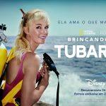 Brincando com Tubarões com Valerie Taylor ganha trailer e chega em julho ao Disney+