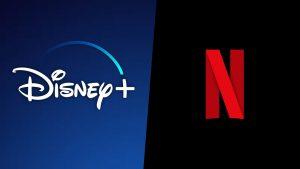 Disney Plus e Netflix