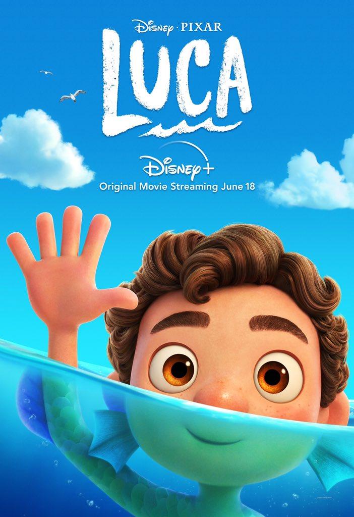 E2469PnXwAMB17F Luca: Novo vídeo mostrando os bastidores da animação é lançado pela Disney