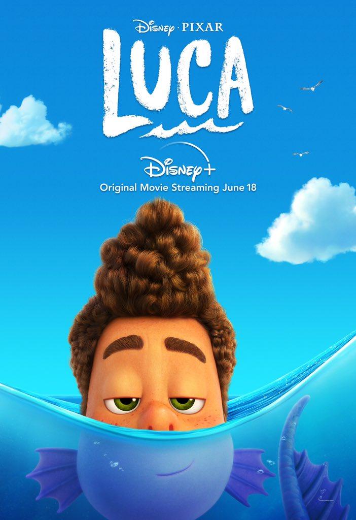 E2469PpXMAQIHJL Luca: Novo vídeo mostrando os bastidores da animação é lançado pela Disney