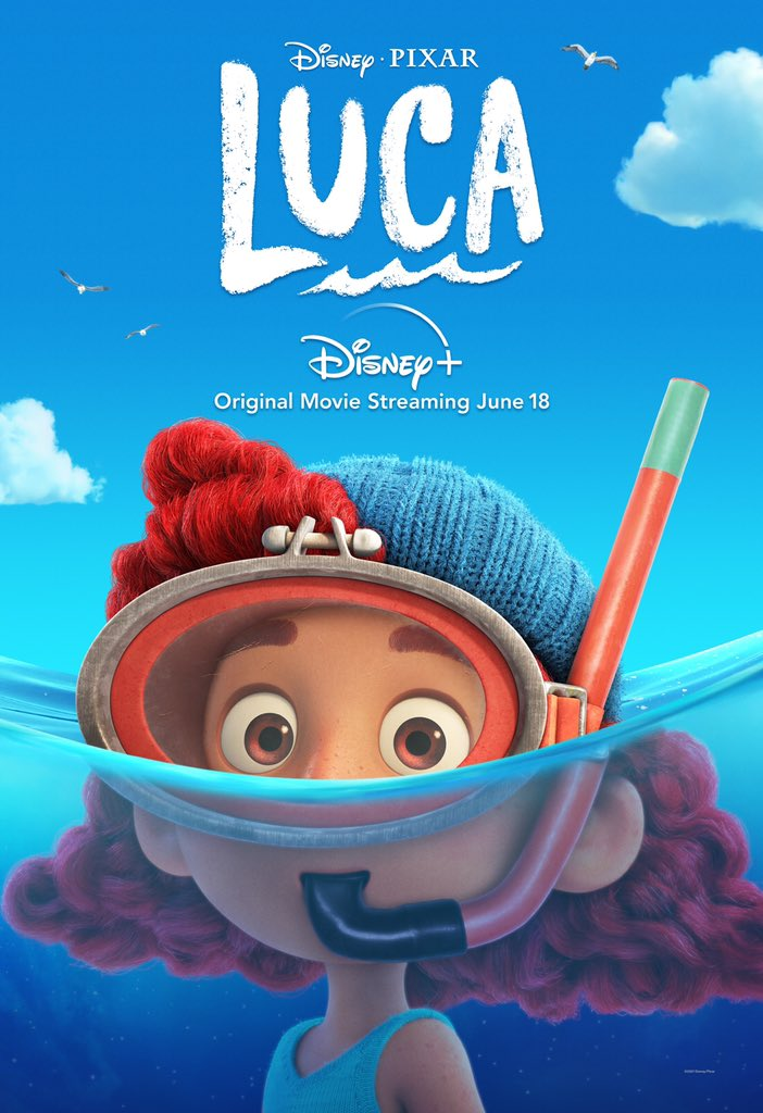 E2469PvWQAUCuEu Luca: Novo vídeo mostrando os bastidores da animação é lançado pela Disney