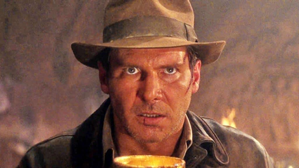 Indiana-Jones-Cena-Perigosa-1024x576 Indiana Jones: Spielberg se arrepende de ter deixado Harrison Ford fazer cena clássica e perigosa