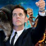 James Gunn aproveita queda do Facebook para anunciar easter egg de Guardiões da Galáxia