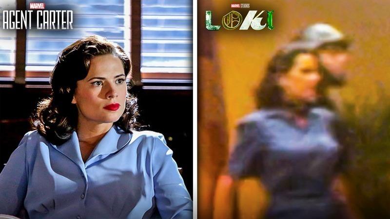 Loki-Peggy-Carter Peggy Carter pode ter aparecido em Loki?