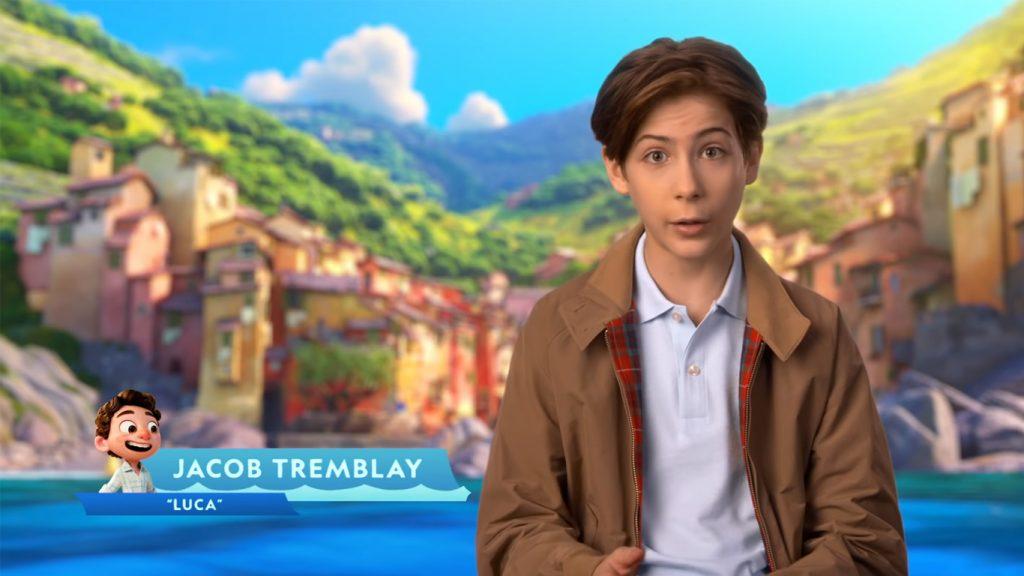 Luca-Bastidores-1024x576 Luca: Novo vídeo mostrando os bastidores da animação é lançado pela Disney