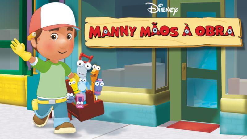 Manny-Maos-a-Obra-Disney-Plus Novidades da semana no Disney+ incluem a grande estreia da série Loki