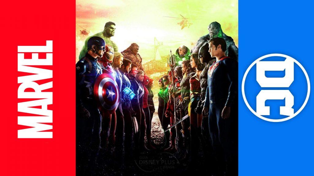 Marvel-DC-Crossover-1-1024x576 James Gunn não descarta crossover entre Marvel e DC no futuro