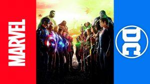 Marvel-DC-Crossover