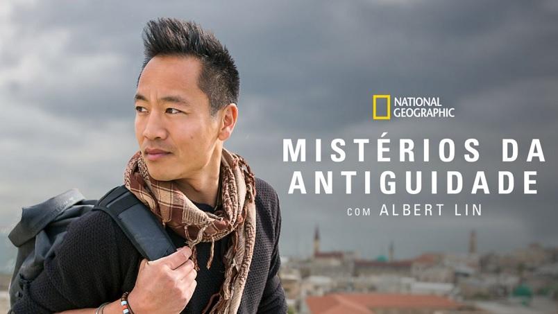 Misterios-da-Antiguidade-com-Albert-Lin-Disney-Plus Lançamentos do Disney+ em Julho: Lista Completa e Atualizada