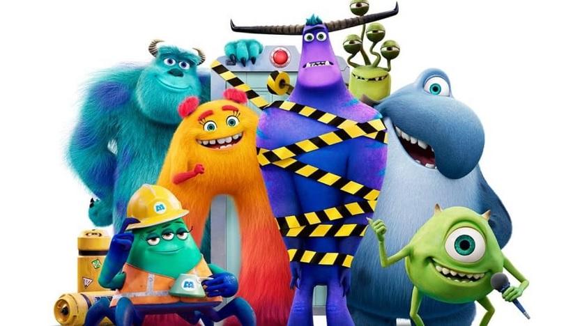 Monstros-no-Trabalho-DisneyPlus Lançamentos do Disney+ em Julho: Lista Completa e Atualizada