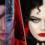 Cruella tem desempenho inferior a Mulan na estreia via Premier Access