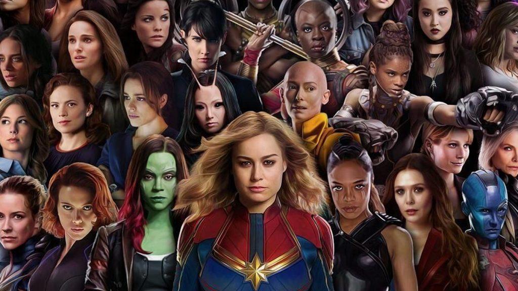 Mulheres-da-Marvel-1024x576 Marvel convida fãs a participarem de nova série documental sobre as mulheres do estúdio