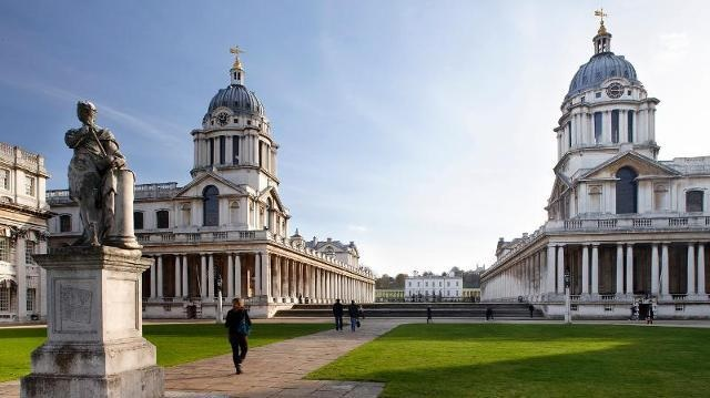 Old-Royal-Naval-College-Cruella Cruella: veja as locações em Londres do filme da clássica vilã da Disney