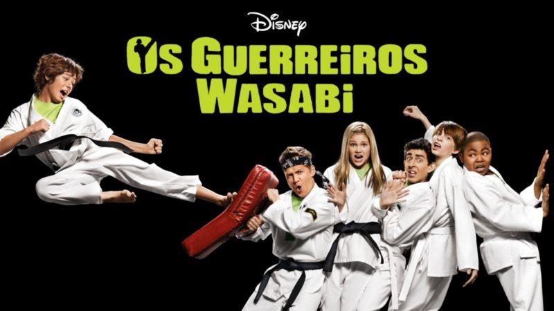 Os-Guerreiros-Wasabi-Disney-Plus Luca já está no Disney+ | Veja tudo o que chegou, o que não chegou e o que voltou nessa sexta-feira
