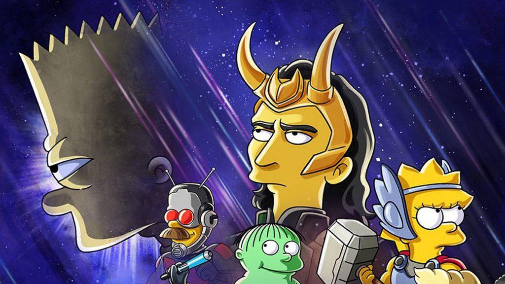 Os-Simpsons-The-Good-The-Bart-and-The-Loki-1024x576 Marvel anuncia Os Simpsons: O Bem, o Bart e o Loki