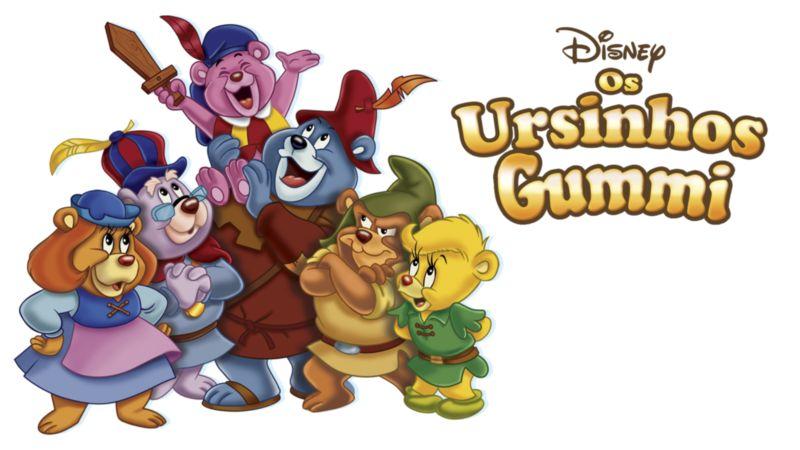 Os-Ursinhos-Gummi-Disney-Plus Novidades da semana no Disney+ incluem a grande estreia da série Loki