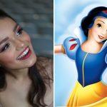 Rachel Zegler, a nova Branca de Neve da Disney, mostra talento musical cantando em vídeo, veja!