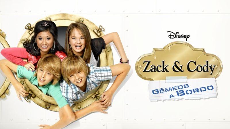 Zack-Cody-Gemeos-a-Bordo-Disney-Plus Luca já está no Disney+ | Veja tudo o que chegou, o que não chegou e o que voltou nessa sexta-feira