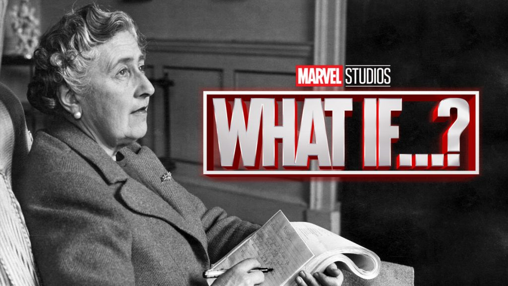 Agatha-christie-What-If-Marvel-1024x576 What If...?   Série da Marvel terá episódio inspirado em Agatha Christie