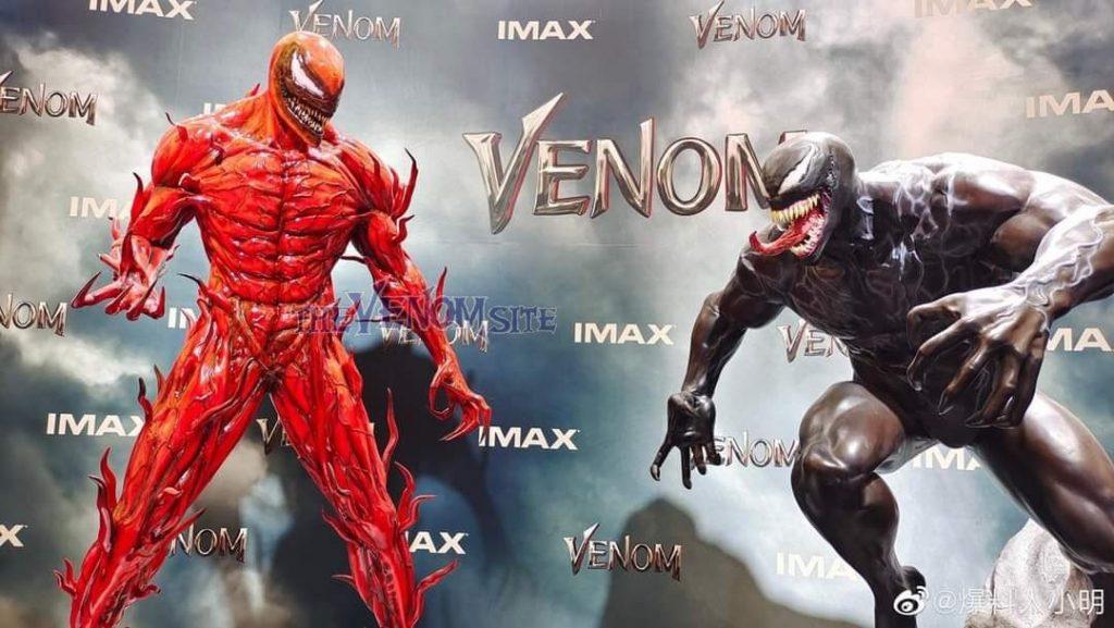 Carnificina-Estatua-Woody-Harrelson-1024x577 Venom 2: Estátua do Carnificina impressiona pelos detalhes do vilão de Woody Harrelson
