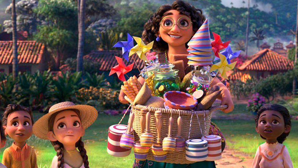Encanto-Trailer-1024x576 Encanto: novas imagens e detalhes sobre a animação são revelados pelos diretores; confira!