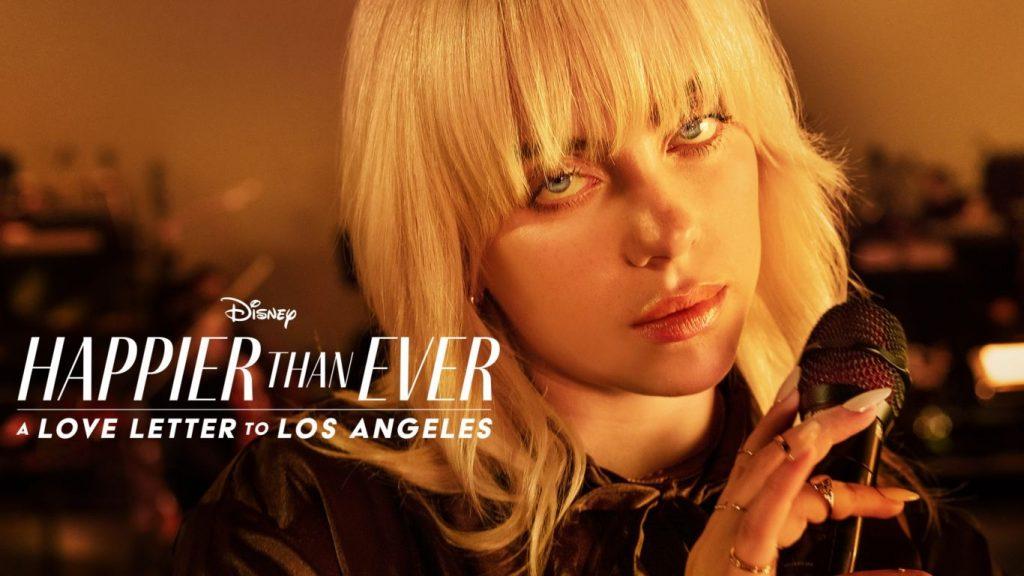 Happier-Than-Ever-DisneyPlus-1024x576 Disney+ anuncia Billie Eilish em 'Happier Than Ever: Uma Carta de Amor Para Los Angeles'