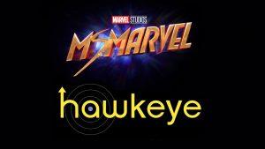 Hawkeye e Ms. Marvel