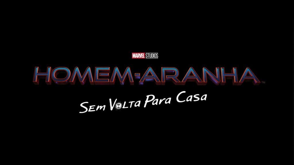 Homem-Aranha-Sem-Volta-Para-Casa-LOGO-1024x576 Calendário de Filmes e Séries Marvel em 2021, 2022 e 2023 - Atualizado