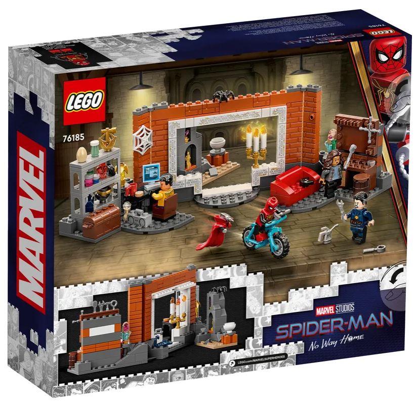 LEgo-homem-aranha-3 LEGO vaza imagens do novo traje de Peter Parker em Homem-Aranha 3