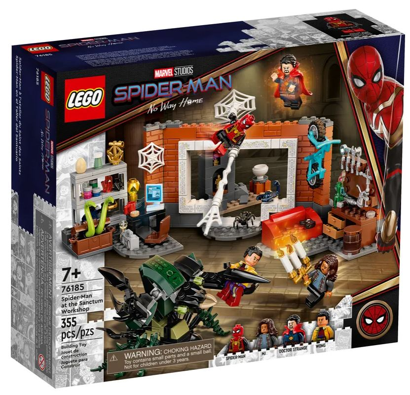 LEgo-homem-aranha LEGO vaza imagens do novo traje de Peter Parker em Homem-Aranha 3