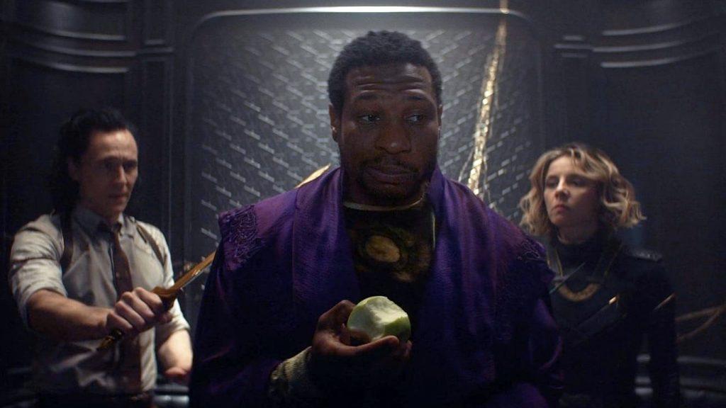 Loki-Kang-e-Sylvie-1024x576 Tom Hiddleston está curioso pra ver a Variante mais temida por 'Aquele que Permanece'
