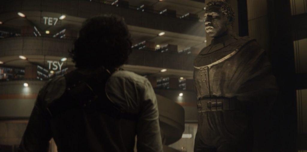 Loki-e-a-estatua-de-Kang-o-Conquistador-1024x507 Não, não era o Kang, o Conquistador na season finale de Loki