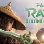 Raya e o Último Dragão: Animação alcança 2º lugar em audiência ao sair do Premier Access