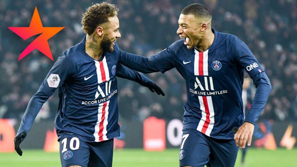 STAR-PLUS-LIGUE-1-NEYMAR-e-MBAPPE-1-1024x576 Disney confirma NBA, NFL e Campeonato Francês com Neymar e Mbappé no STAR+
