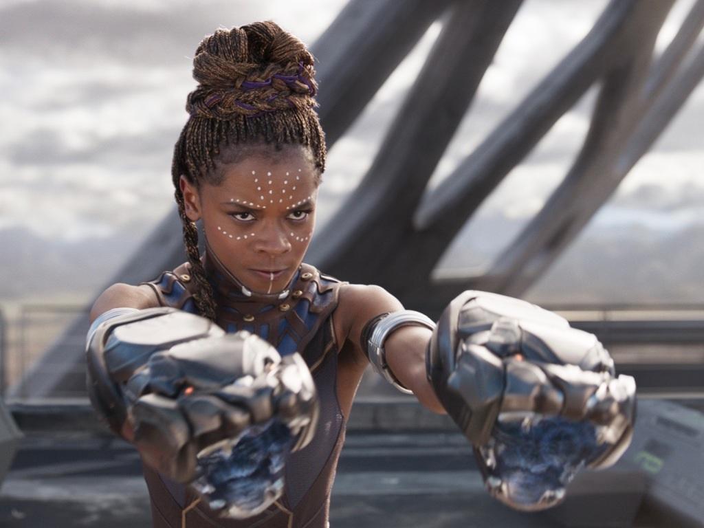 Shuri-Pantera-Negra Marvel pode já ter escolhido o próximo Pantera Negra