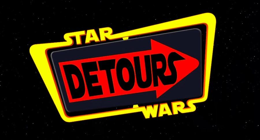 Star-Wars-Detours Star Wars: George Lucas produziu série com 39 episódios e a Disney não vai lançar