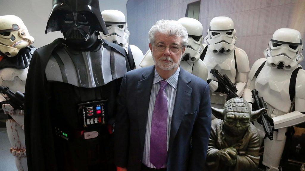 Star-Wars-George-Lucas-1024x576 Star Wars: George Lucas produziu série com 39 episódios e a Disney não vai lançar