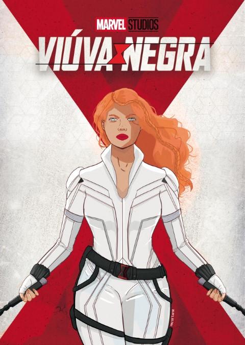 Viuva-Negra-PerifaCon-10 19 ilustradoras brasileiras criam incríveis artes inspiradas em Viúva Negra, confira