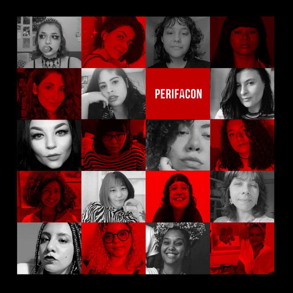 Viuva-Negra-PerifaCon-3-1024x1024 19 ilustradoras brasileiras criam incríveis artes inspiradas em Viúva Negra, confira