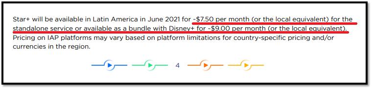 image-67 Pacote com Disney+ e Star+ vai se chamar Combo+ (Combo Plus)