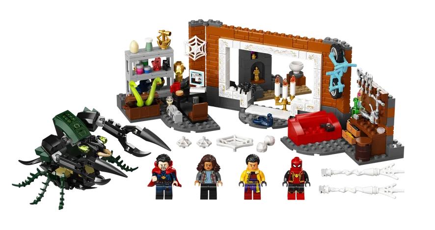 image-7 LEGO vaza imagens do novo traje de Peter Parker em Homem-Aranha 3