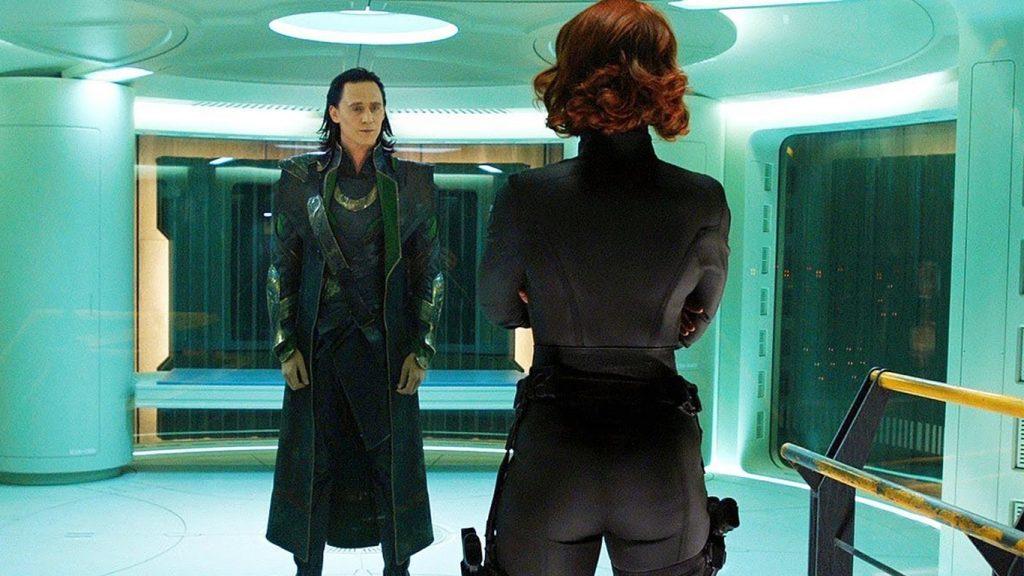 loki-e-natasha-romanoff-Vingadores-1024x576 Viúva Negra finalmente irá responder o que Loki revelou em Vingadores