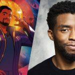 Chadwick Boseman fará sua despedida da Marvel esta semana, em What If...?
