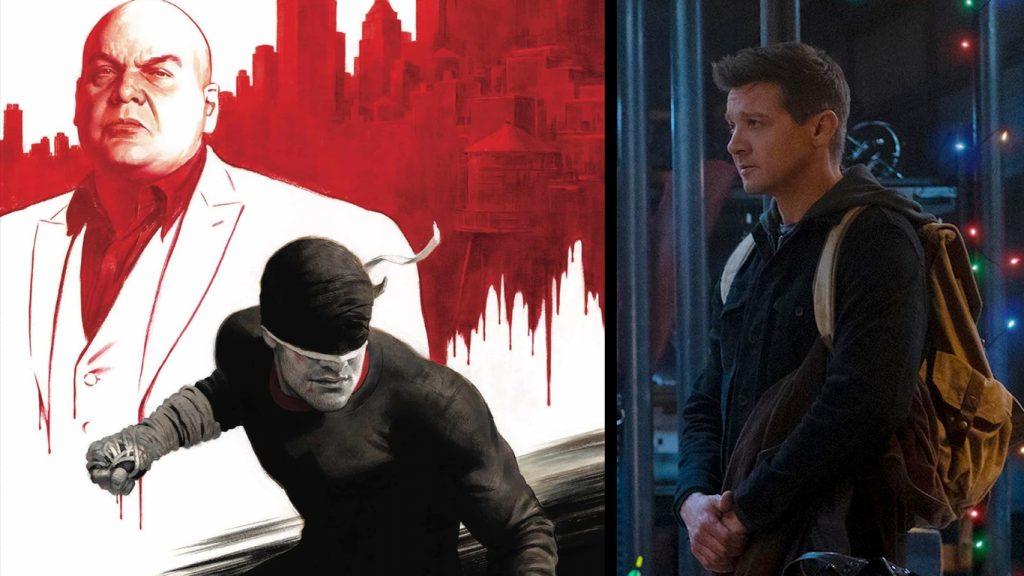 Demolidor-e-Rei-do-Crime-Hawkeye-1024x576 Demolidor e Rei do Crime podem chegar ao MCU pela série do Gavião Arqueiro