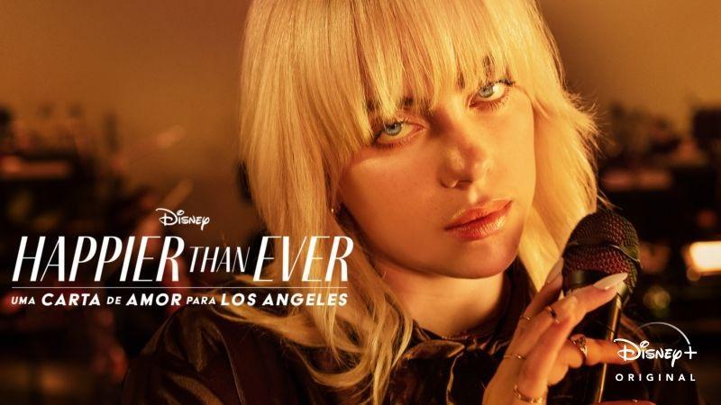 Happier-Than-Ever-DisneyPlus Lançamentos de Setembro no Disney+ | Lista Completa e Atualizada
