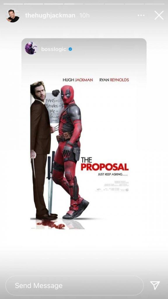 Hugh-Jackman-e-Ryan-Reynolds-em-A-Proposta-576x1024 Hugh Jackman aprova arte conceitual com Wolverine e Deadpool